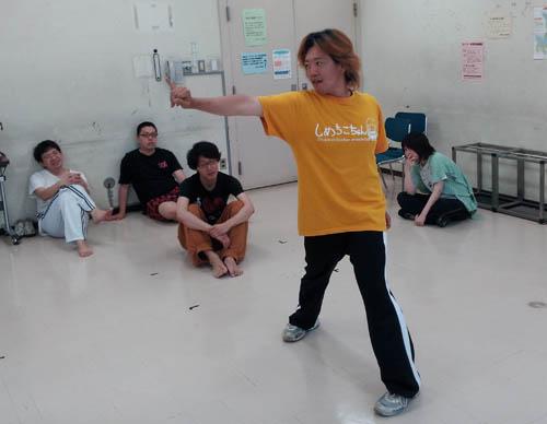 コジコジのダンス