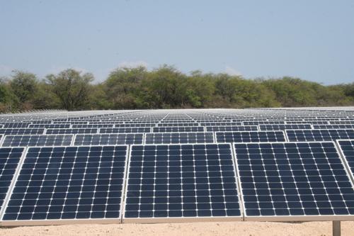 ハワイ 太陽光発電