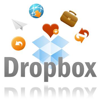 Dropbox オンラインストレージ ダウンロード