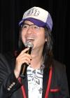 初日挨拶での細野(cinemacafe.netより)