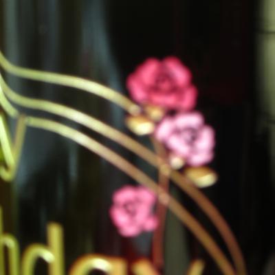バラの花の色付け その3