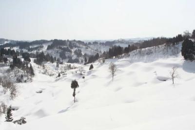 06_04_01 『なごり雪』蒲生の棚田