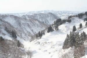 06_04_01 『なごり雪』清水から魚沼連峰