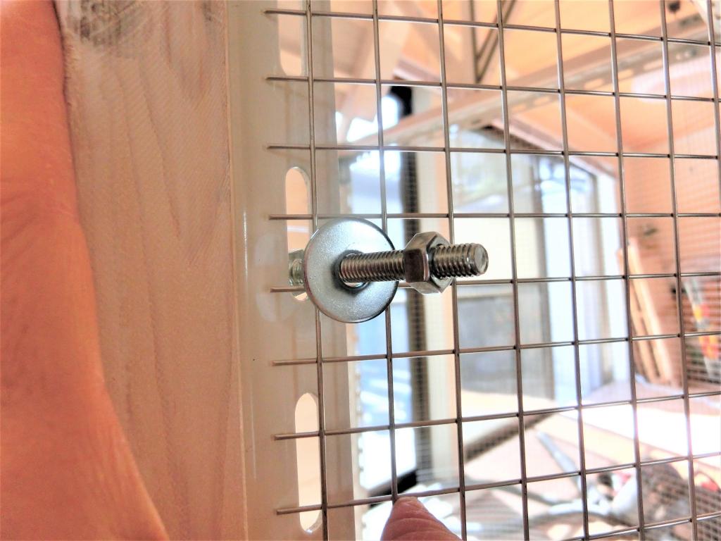 鳥小屋DIY