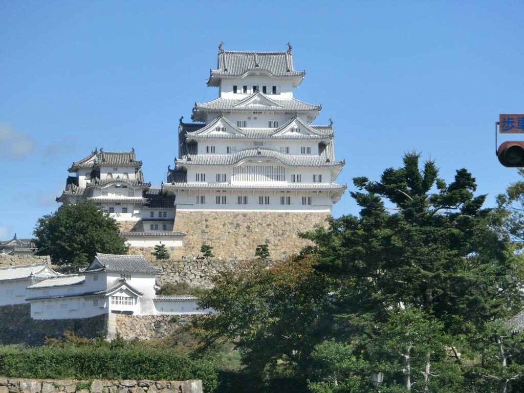 秋海 姫路城