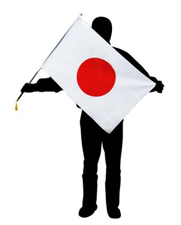 Lサイズ応援国旗