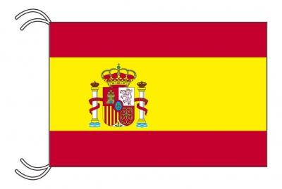スペイン国旗紋章入りML判