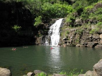 ワイメアの滝