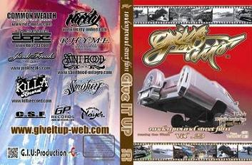 Giveitup LOWRIDER FILM