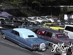 giveitup LOWRIDER PICNIC 相模湖