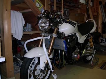 フジオート・バイク2(天理市)