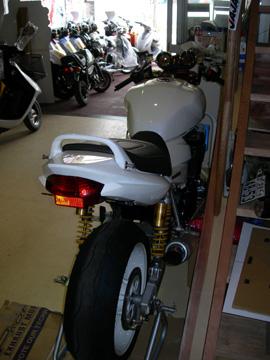 フジオート・バイク3(天理市)