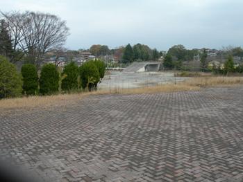 あやめ池遊園地跡地