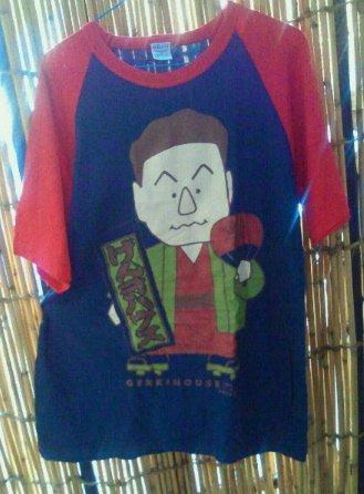 たけしTシャツ