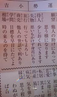 2012おみくじ2