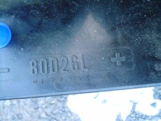 ミニクーパーのバッテリー 80D26L