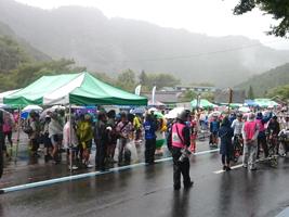 石鎚山ヒルクライム2016