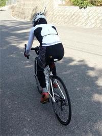 ロードバイク・スニーカー