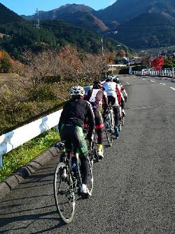 松山城南高等学校自転車競技部