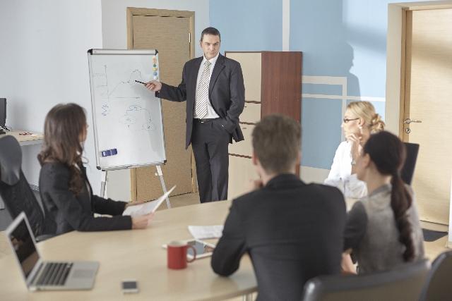 会社の会議