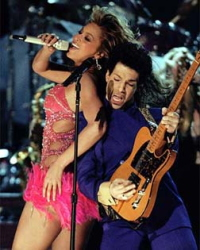 Beyonce, Prince at Grammy