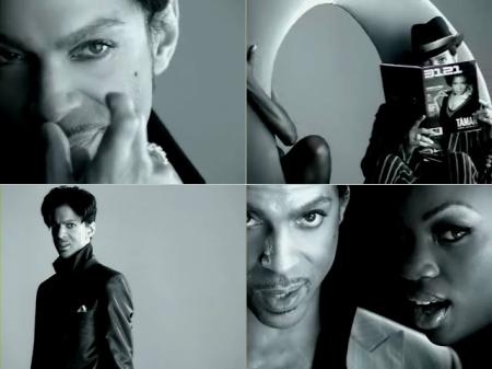 Prince Black Sweat