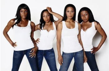 En Vogue - Rhona, Terry, Cindy, Maxine (from L to R)