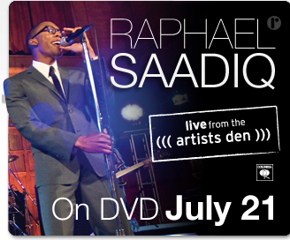 Live from The Artists Den available on 21th July