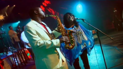 Mike Philips & Angie Stone