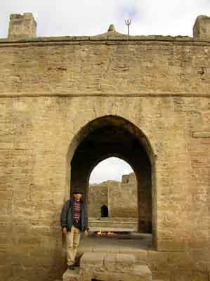 ゾロアスター寺院 2