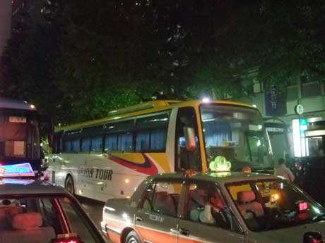 東京 仙台 バス