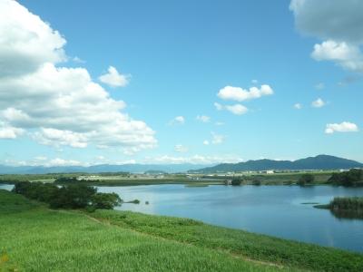 近江八幡 水郷地帯