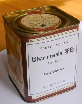 えいこく屋 dharamsala T.E.ラベル