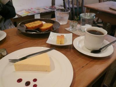 voyage チーズケーキ