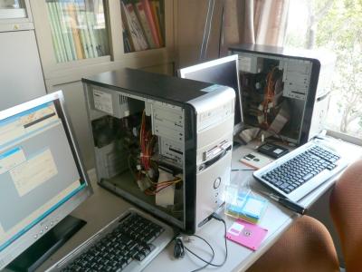 パソコンハードディスク 壊れた