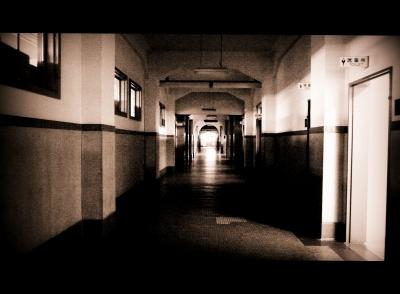 名古屋市役所 廊下