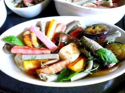 イタリアン ガーリック 食材 グラタン