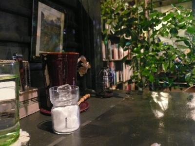 アール座読書館 席 個室