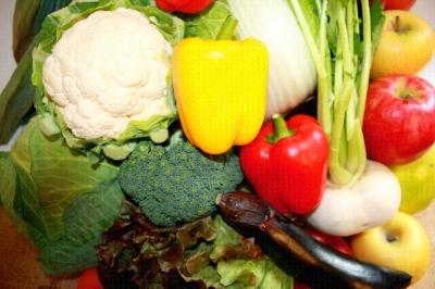 八百屋 野菜写真