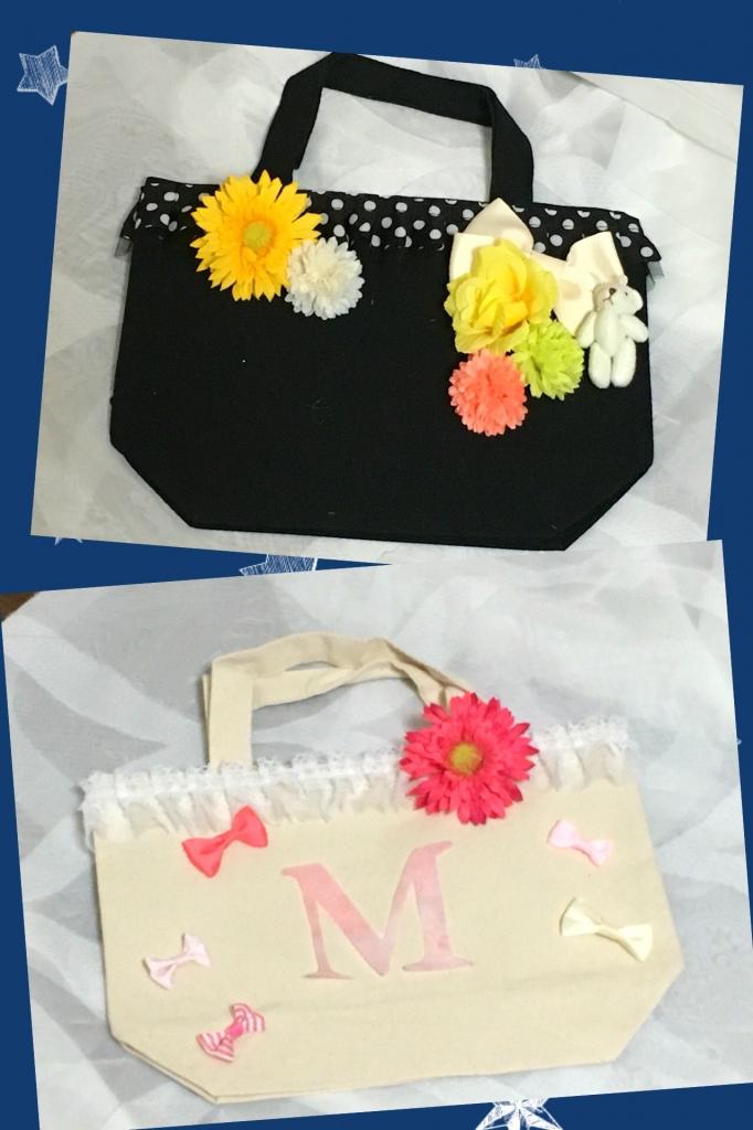 夏休み お出かけ ワークショップイベント 名古屋 デコトートバッグ 宿題 習字