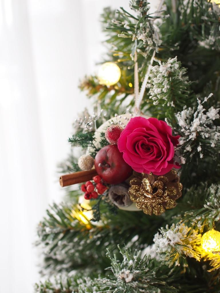 クリスマスツリー オーナメント アロマワックスサシェ 手作り体験 かわいい 冬休み