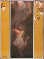 Gustav Klimt 愛 「Liebe」1895