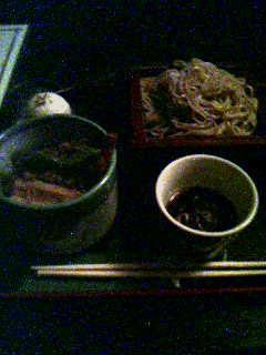 蕎麦ダイニング杜