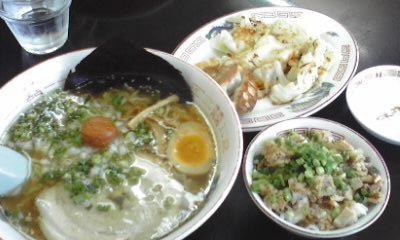 岡山塩ラーメン 麺屋 照清(しょうせい