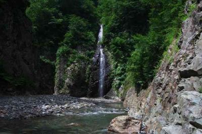 フキアゲの滝