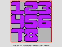 Sliding Digits Puzzle