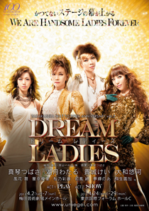 DREAM LADIESチラシ