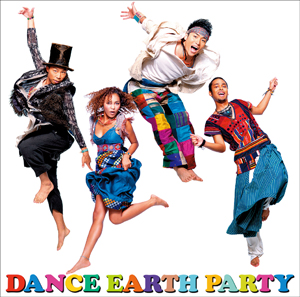 DANCE EARTH PARTY通常盤