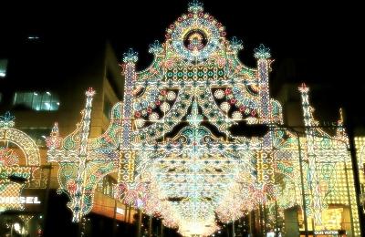 2014年 神戸ルミナリエ