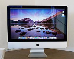 学校で使用してるiMacのイメージです・・